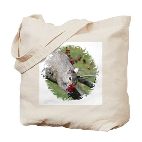 Squirrel III Tote Bag