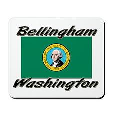Bellingham Washington Mousepad