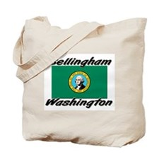 Bellingham Washington Tote Bag