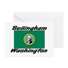 Bellingham Washington Greeting Cards (Pk of 20)