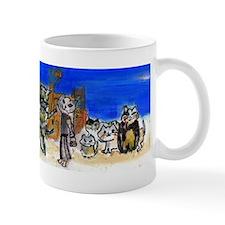 Downtown Cats Mug