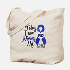 Missing My Dad 1 CC Tote Bag