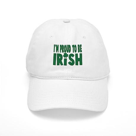 Proud to be irish Cap