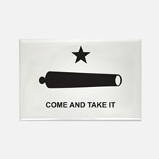 Battle of Gonzales Flag Rectangle Magnet (10 pack)