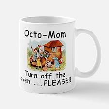 Turn off OctoMom Mug