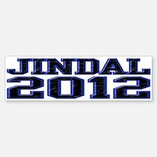 Jindal 2012 Bumper Bumper Bumper Sticker