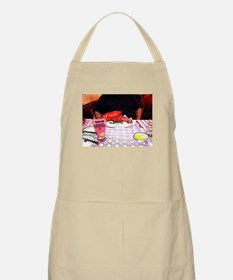 Lobster at Durgin Park, Massachusetts BBQ Apron
