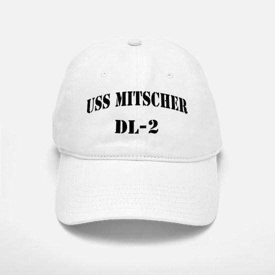USS MITSCHER Baseball Baseball Cap