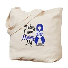 Missing My Mother-In-Law 1 CC Tote Bag
