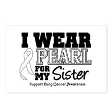 IWearPearl Sister Postcards (Package of 8)