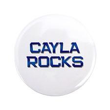 "cayla rocks 3.5"" Button"