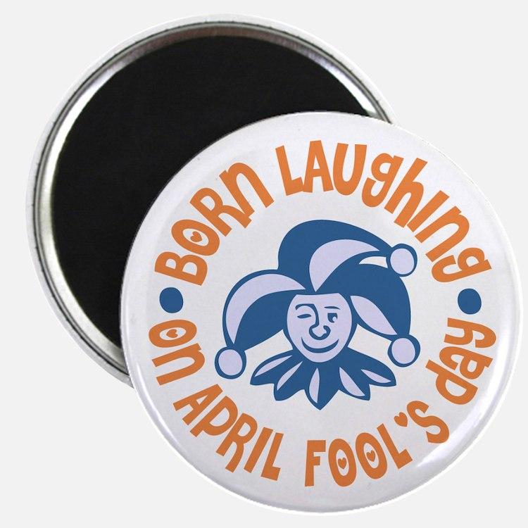 "April Fool's Birthday 2.25"" Magnet (100 pack)"