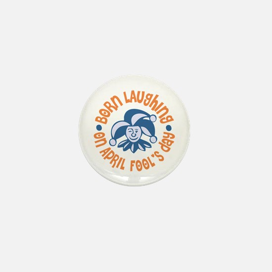 April Fool's Birthday Mini Button