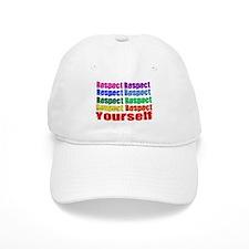 Respect Yourself Baseball Baseball Cap