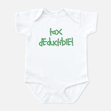 Tax Time! Infant Bodysuit
