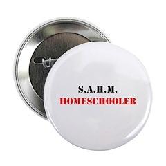 Button - homeschool mom