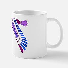 Strong Woman Flying Mug