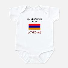 My Armenian Mom Loves Me Infant Bodysuit