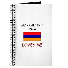 My Armenian Mom Loves Me Journal