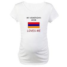 My Armenian Mom Loves Me Shirt