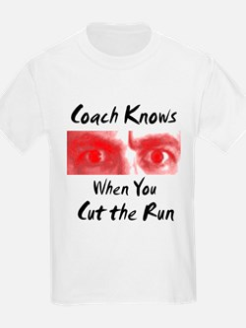 Coach Knows When You Cut T-Shirt