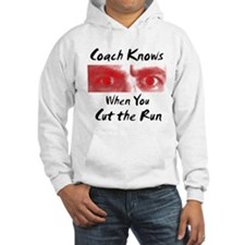 Coach Knows When You Cut Jumper Hoodie