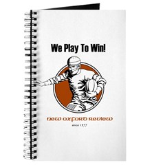 We Play to Win Journal