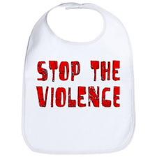 Stop The Violence Bib