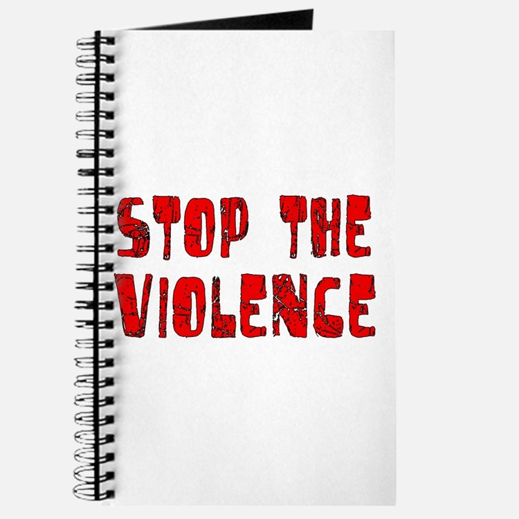 Stop The Violence Journal