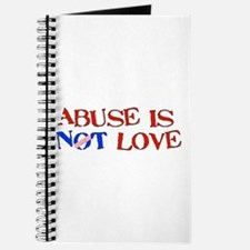 Abuse Is Not Love Journal