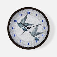 Sky Flight Wall Clock