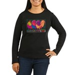 Cantina Gamecocks Women's Long Sleeve Dark T-Shirt