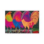 Cantina Gamecocks Rectangle Magnet (100 pack)