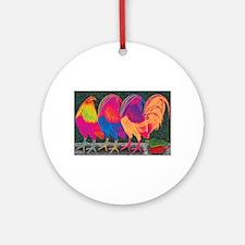 Cantina Gamecocks Ornament (Round)
