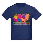 Cantina Gamecocks Kids Dark T-Shirt