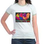Cantina Gamecocks Jr. Ringer T-Shirt