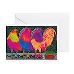 Cantina Gamecocks Greeting Card