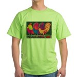 Cantina Gamecocks Green T-Shirt