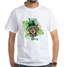 St. Pat Wirehaired Dachshund Shirt