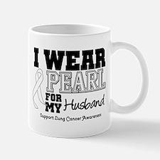 IWearPearl Husband Mug