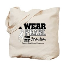 IWearPearl Grandson Tote Bag