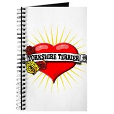 Yorkshire Terrier Heart Journal
