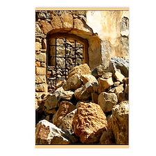 """""""Fallen Rocks"""" Postcards (Package of 8)"""