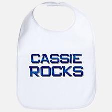 cassie rocks Bib