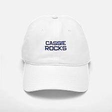 cassie rocks Baseball Baseball Cap