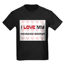 I Love My Insurance Broker T