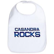 casandra rocks Bib