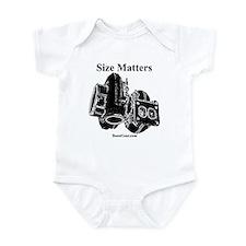 Size Matters Turbo Infant Bodysuit by BoostGear