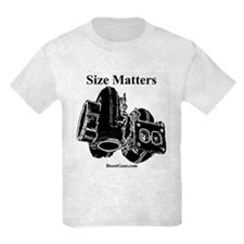 Size Matters - T-Shirt by BoostGear.com