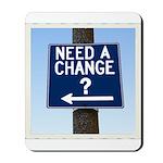 Change Mousepad